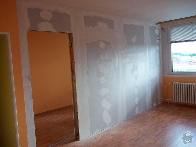 SDK příčka se zašupovacími dveřmi: 104_0391