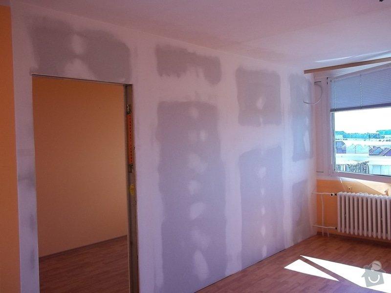 SDK příčka se zašupovacími dveřmi: 104_0394