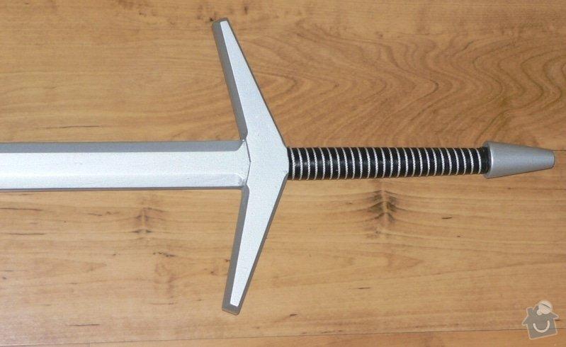 Larp meče pro Zaklínače: Z02