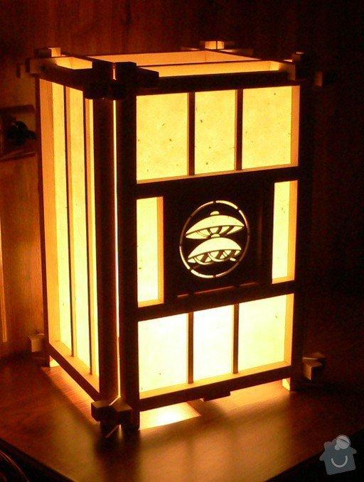 Vybavení čajovny: lantern01