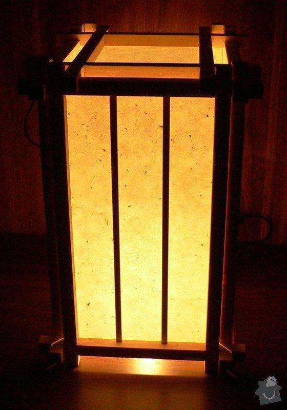 Vybavení čajovny: lantern03