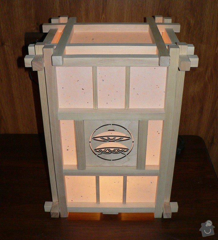 Vybavení čajovny: lantern05