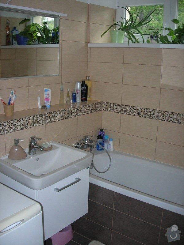 Rekonstrukce bytu vč. koupelny a WC: Jaro_2011_088