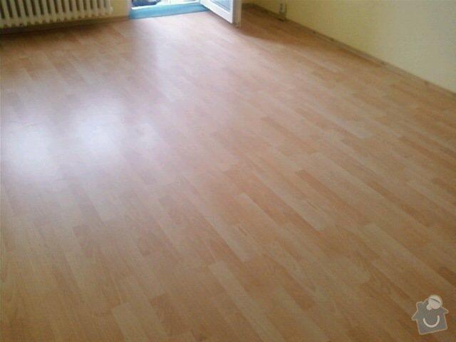 Pokládka plovoucích podlah: 0713111301-00