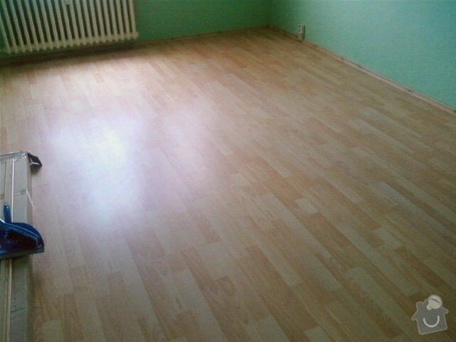 Pokládka plovoucích podlah: 0714111310-00