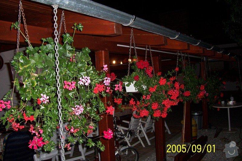 Zahradní pergola: prace_046