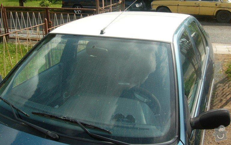 Lakování střechy automobilu: P1000413