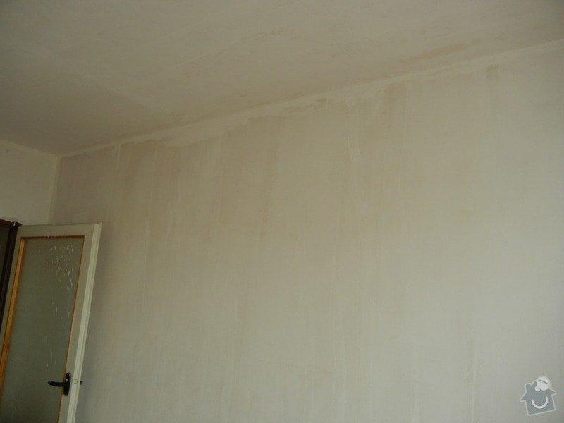 Vyštukování (1 pokoj), vybourání vestavěné skříně: DSCN0838