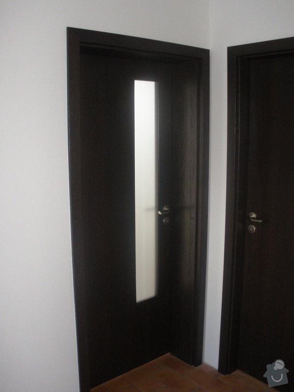 Dodávka a montáž dveří: P7190402
