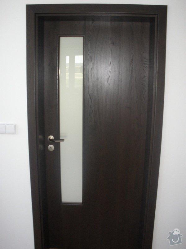 Dodávka a montáž dveří: P7190403