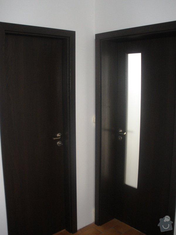 Dodávka a montáž dveří: P7190404