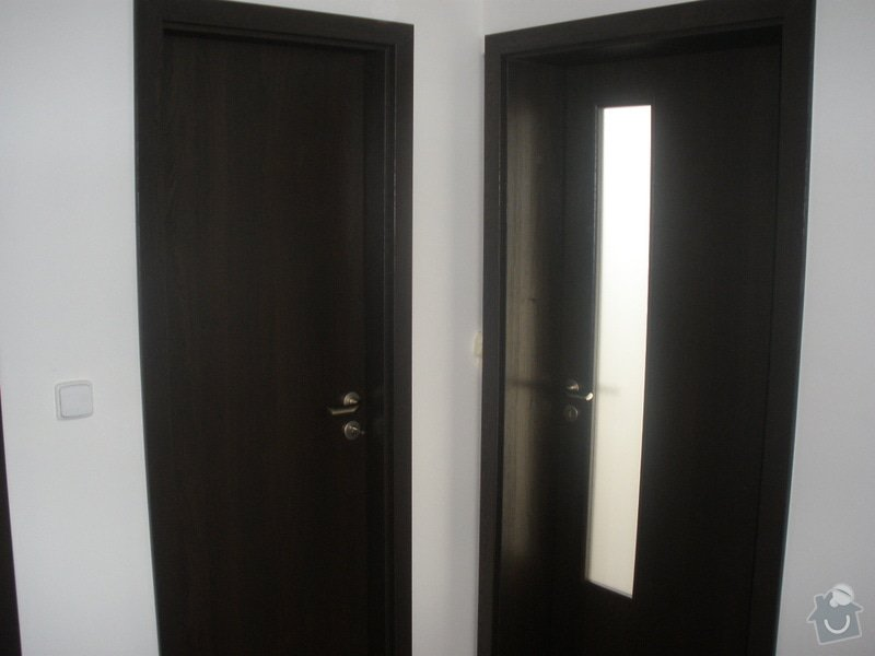 Dodávka a montáž dveří: P7190405
