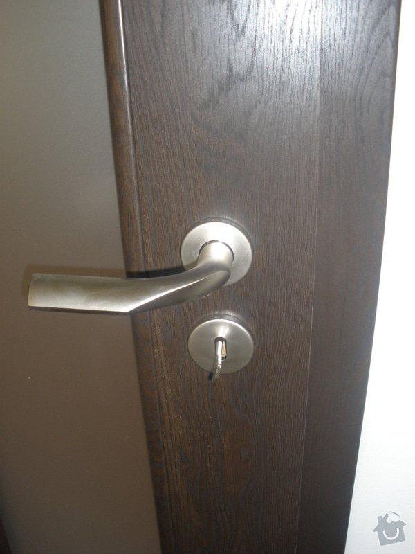 Dodávka a montáž dveří: P7190409