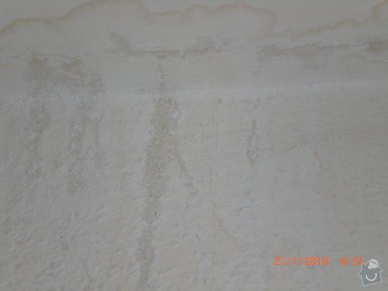 Malířské práce, byt 3+1: Butovice1000
