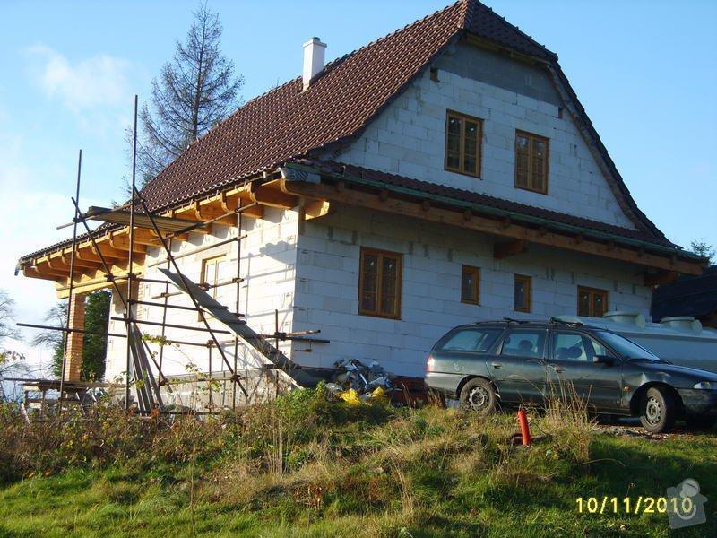 Stavba rodinneho domu: S8005234