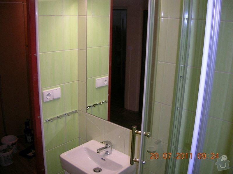 Rekonstrukce koupelny + WC: DSCN4022