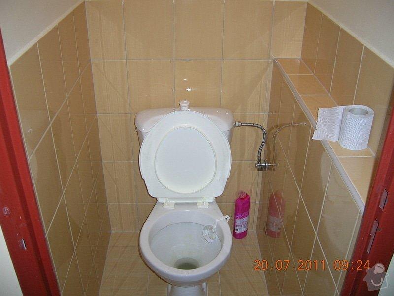 Rekonstrukce koupelny + WC: DSCN4023