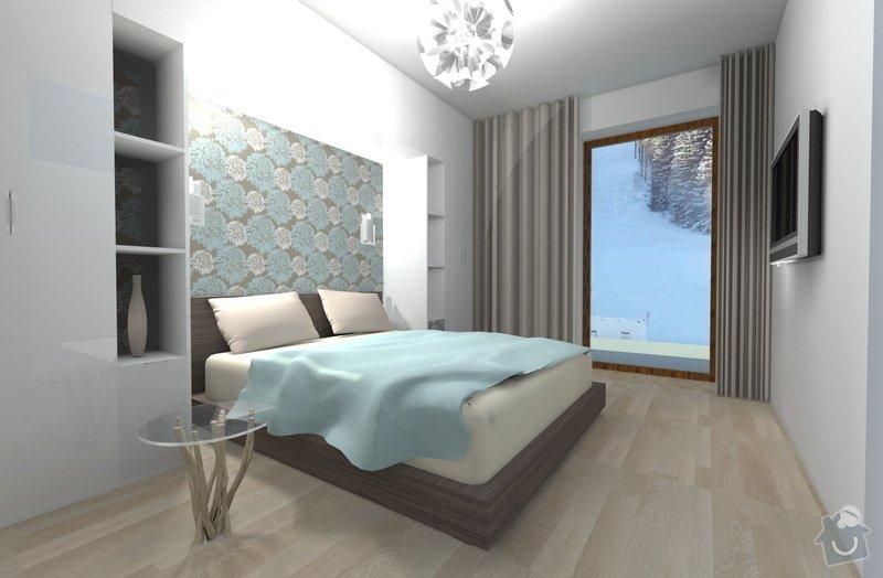 Návrh interiéru: Resko_loznice12