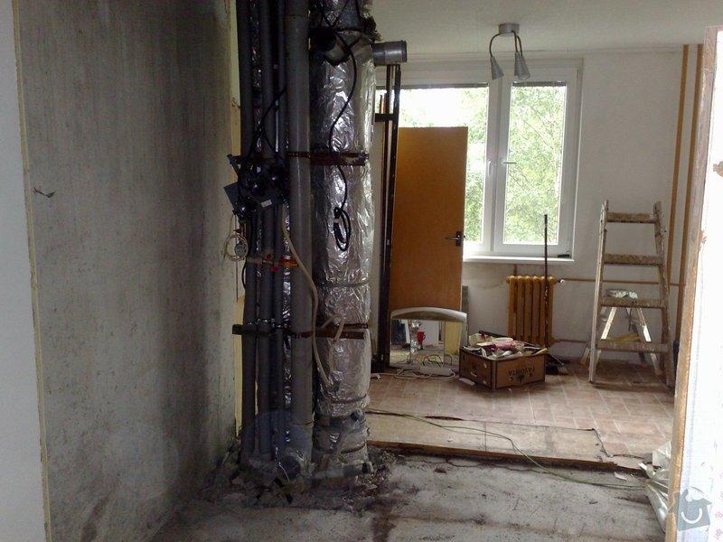 Přestavba bytu: 27052011946