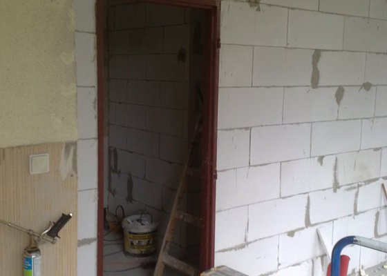 Přestavba bytu