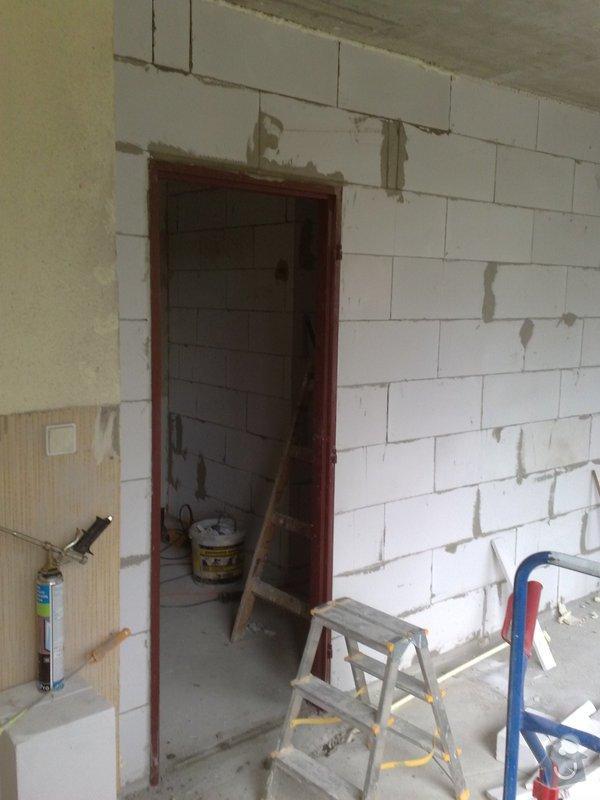 Přestavba bytu: 08062011979