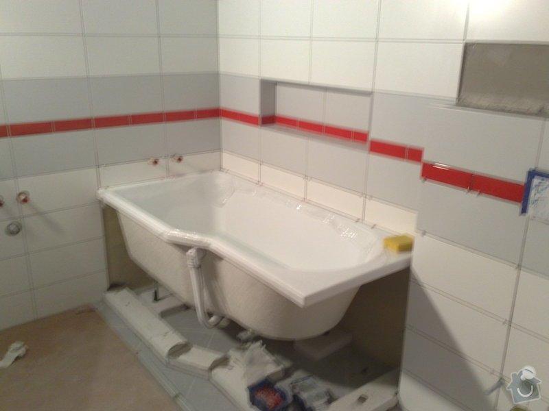 Přestavba bytu: 020720111031
