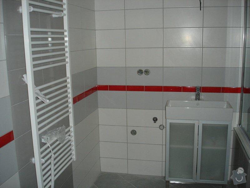 Přestavba bytu: DSC09319