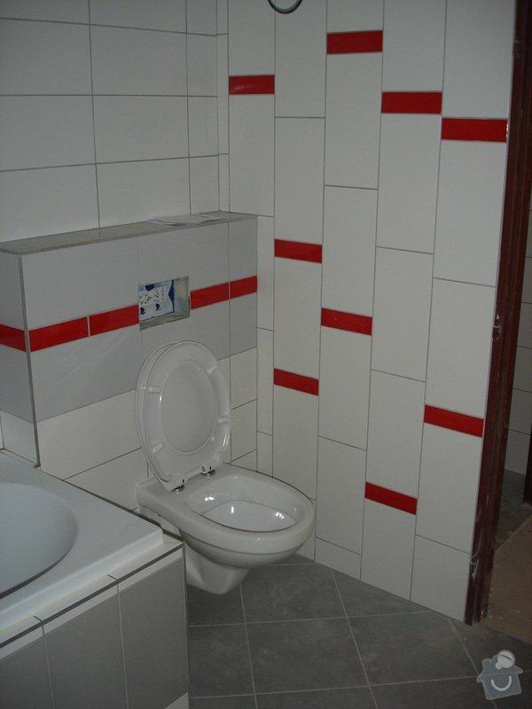 Přestavba bytu: DSC09320