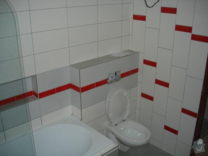Přestavba bytu: DSC09322