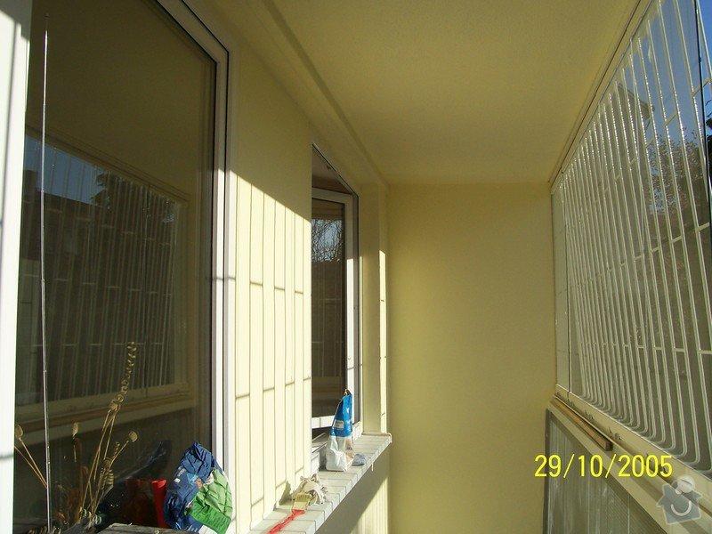 Nátěr balkónu a povrchová úprava štuku: Balkon_po_malovani_1_