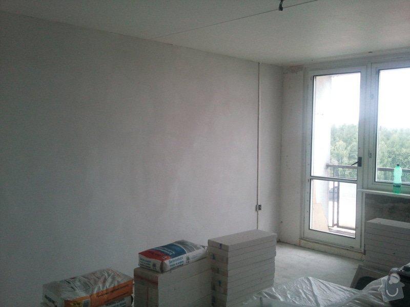 Renovace omítek v panelovém bytě 3+kk: Fotografie021