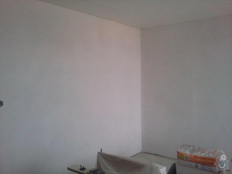 Renovace omítek v panelovém bytě 3+kk: Fotografie019