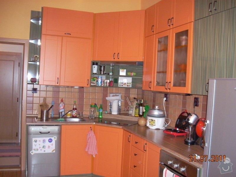 Kuchyně - výroba a montáž: DSCN7519