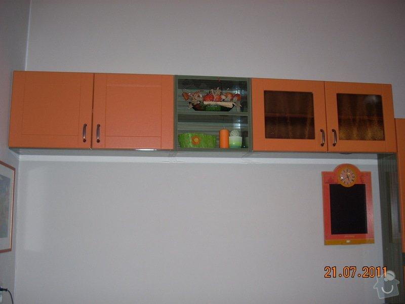 Kuchyně - výroba a montáž: DSCN7520