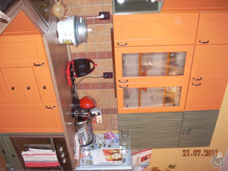 Kuchyně - výroba a montáž: DSCN7522