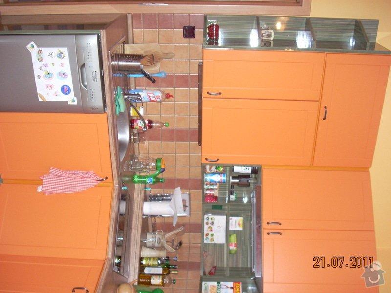Kuchyně - výroba a montáž: DSCN7523