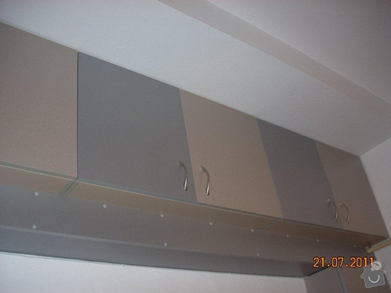 Šatna lamino - výroba a montáž: DSCN7515