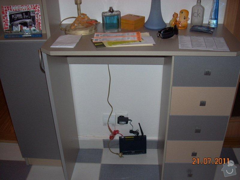 Šatna lamino - výroba a montáž: DSCN7516