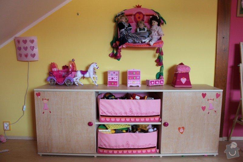 Dětský pokoj: Komoda
