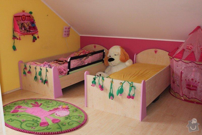 Dětský pokoj: Postele