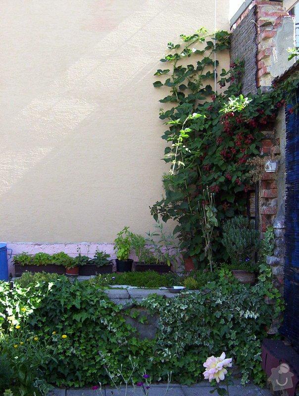 Zednické práce, venkovní dlažba: DOMEK_l_to_2008_007
