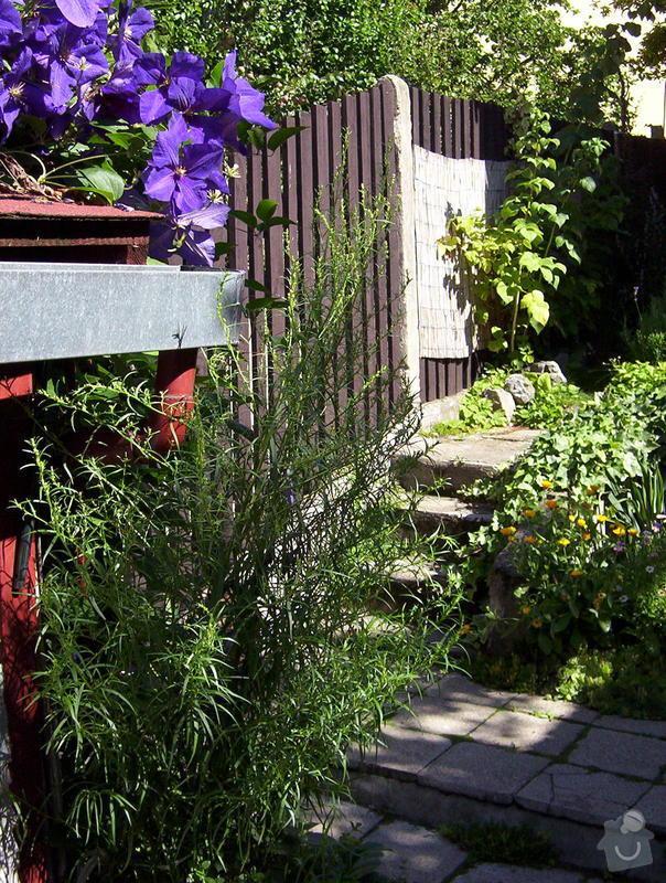 Zednické práce, venkovní dlažba: DOMEK_l_to_2008_009