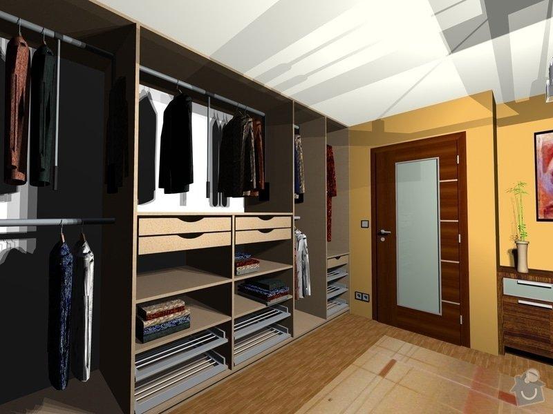 On-line návrh interiéru ložnice: Loznice12