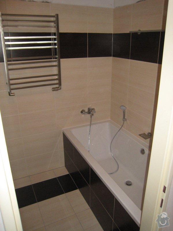 Rekonstrukce koupelny: IMG_2674