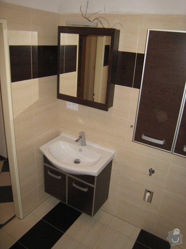 Rekonstrukce koupelny: IMG_2678