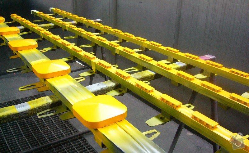 Lakování (nástřik, stříkání) plastových dílů : P1000495
