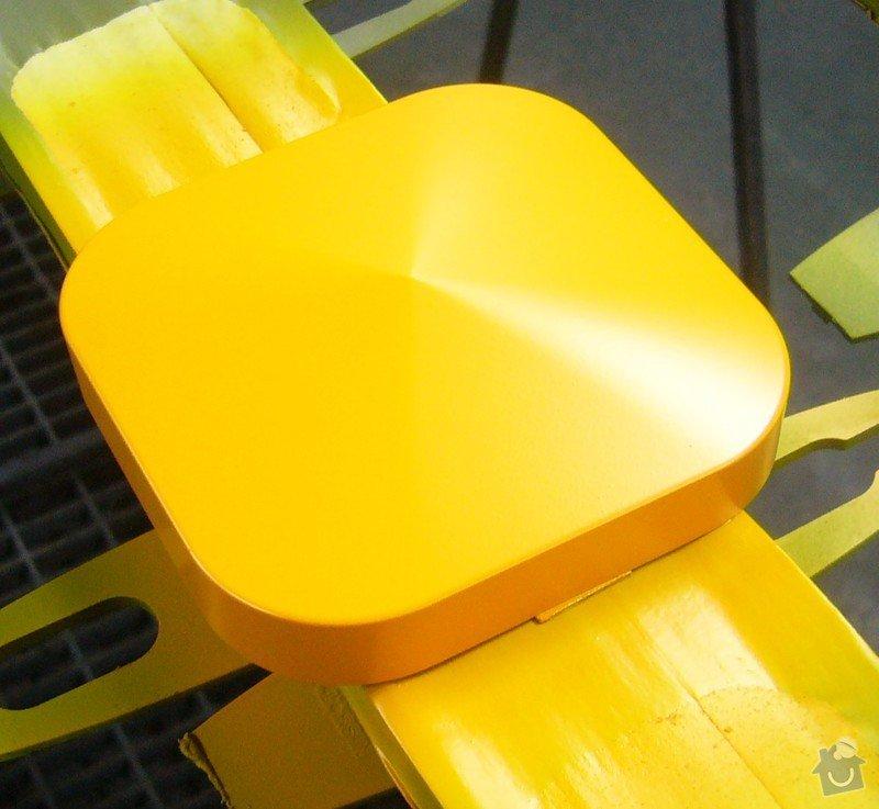 Lakování (nástřik, stříkání) plastových dílů : P1000505