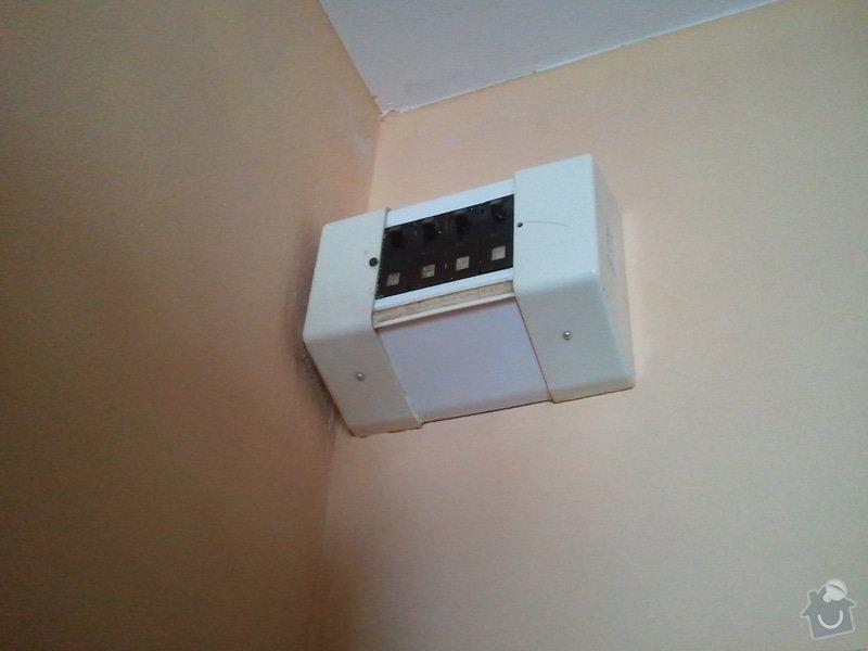 Elektroinstalace - připojení bojleru na HDO: jistice