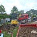 Stavba plotu a podezdivky pokladka zamkove dlazby p7220085