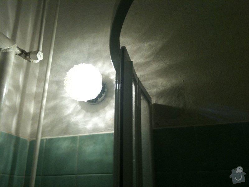 Sprchový kout, přeložení umyvadla: IMG_0030